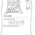 Imagen de carta para los reyes magos para imprimir e iluminar