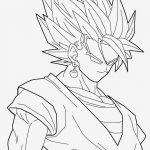 Dibujos de goku de Dragon Ball Z para Im