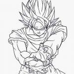 Imagen de Goku haciendo un kamehame