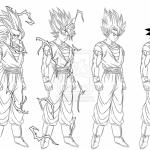 Imagen de Goku kakaroto normal fase 1