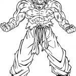 magen de Goku para colorear e imprimir
